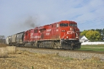 CP  8832,  CP's  Tomah  Sub. 